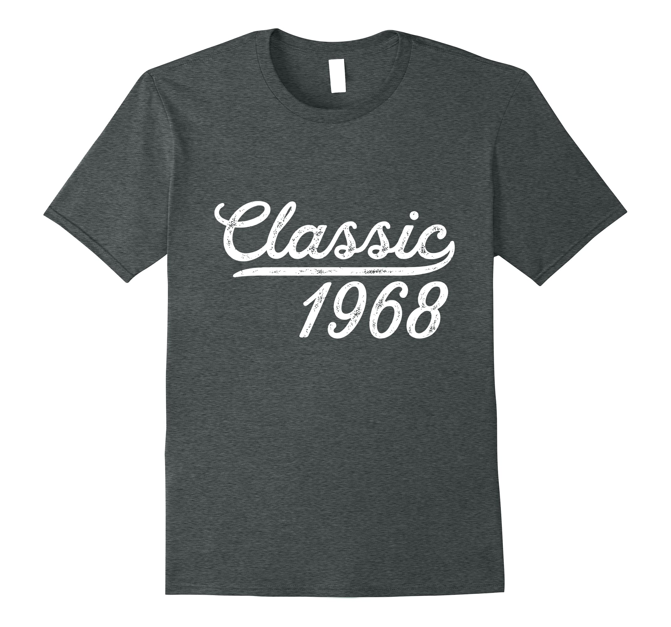 Classic 1968 Shirt For Him Her 50th Birthday Gift Happy Idea RT