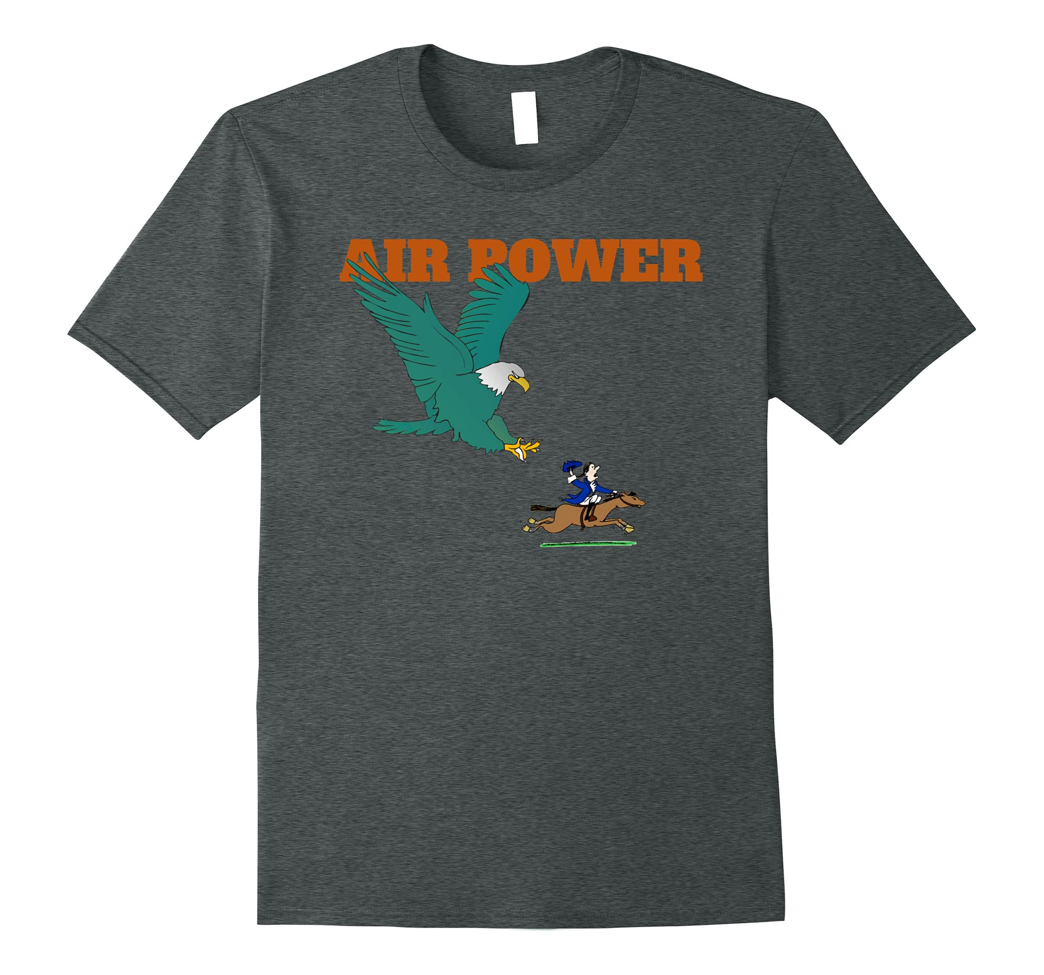 Eagles Air Power T Shirt.-ah my shirt one gift