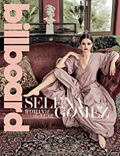 Billboard Magazine (December 9, 2017) Woman of the Year Selena Gomez Cover