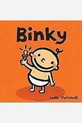 Binky (Leslie Patricelli Board Books) Kindle Edition