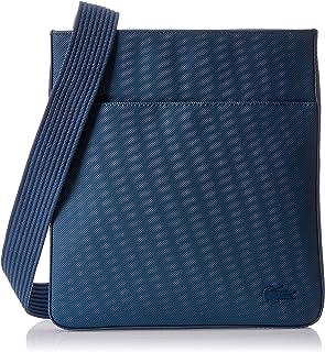 Lacoste Mens Crossbody Bag, Blue - NH2850HC