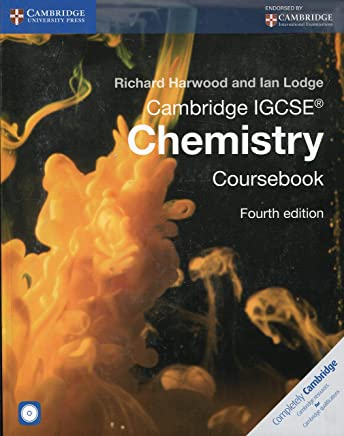 Cambridge IGCSE® Chemistry Coursebook with CD-ROM [Lingua inglese]
