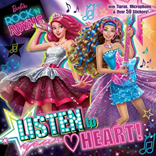 Listen to Your Heart (Barbie in Rock 'n Royals) (Pictureback(R))