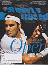 Sports Illustrated August 28, 2017 Roger Federer - Open Your Mind