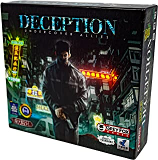 Deception Undercover Allies Strategy Game