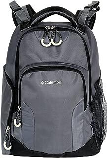 Columbia Summit Rush Backpack Diaper Bag, Grey