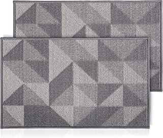 Emerson Essentials Indoor Outdoor Doormats, 36x24, Inside Door Mats, Low-Profile Rugs for Entry, Mud Dirt Room, Back Front...