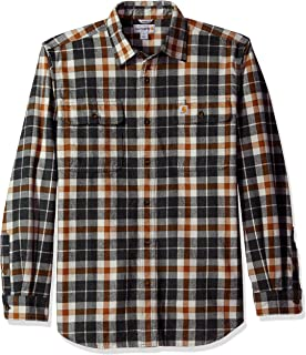 683cdc23bd Amazon.com: Carhartt - Casual Button-Down Shirts / Shirts: Clothing ...