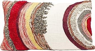 Kare Design Ethno Fire - Cojín (40 x 60 cm, Rectangular, 40 x 60 x 3,75 cm)