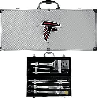 Siskiyou NFL 8 Piece BBQ Set with Case