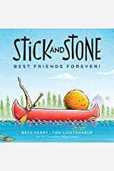 Stick and Stone: Best Friends Forever! Kindle Edition