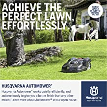 Best husqvarna robotic mower 430x Reviews