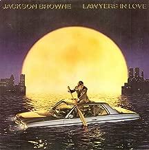 jackson browne lawyers in love vinyl