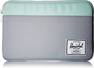 Herschel Unisex-Adult's Anchor Sleeve for 12 MacBook, quarry/yucca, One Size