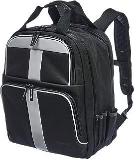 AmazonBasics Tool Bag Backpack - 50-Pocket with 2- Pocket Front