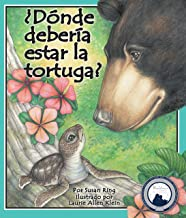 ¿Dónde debería estar la tortuga? [Where Should Turtle Be?] (Spanish Edition) (Arbordale Collection)