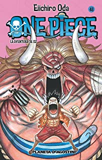 One Piece nº 48: La aventura de Oz (Manga Shonen)
