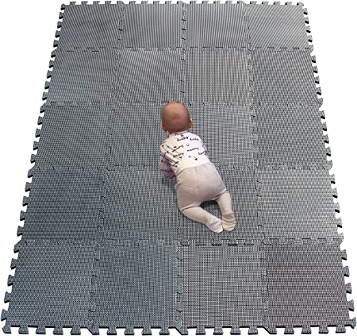 Yiminyuer puzzle mat for babies and children, play mat, learning mat, children