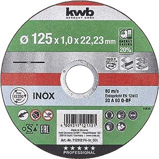 115mm kwb 817812 Papel de lija Marr/ón