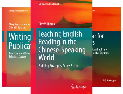 Springer Texts in Education (31 Book Series)