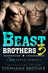 Beast Brothers 3: An MFM Twin Ménage Romance (English Edition) Format Kindle