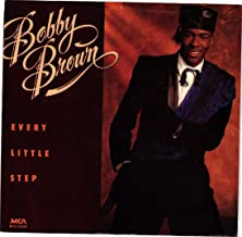 BROWN, Bobby / Every Little Step / 45rpm record + picture sleeve