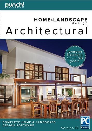 Punch! Home & Landscape Design Architectural Series v19 - Home Design Software for Windows PC [Download]