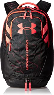 Under Armour Hustle 3.0 Backpack Black/Red