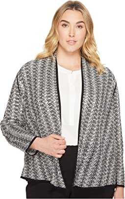NIC+ZOE - Plus Size Twinkle 4-Way Cardy