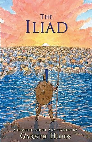 The Iliad by Gareth Hinds