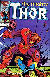 The Mighty Thor 377 Comic