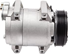 SCITOO Compatible with A/C Compressor fits Volvo S60 01-07,S80 99-06,V70 01-07,XC70 03-07,XC90 03-06