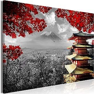 murando Cuadro Japon 120x80 cm impresión en Material Tejido