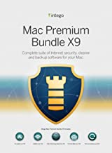 Intego Mac Premium Bundle X9 - 1 Mac - 1 year protection [Download]