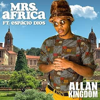 Mrs. Africa (feat. Espacio Dios) [Explicit]