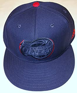 NBA Los Angeles Clippers Flat Bill Fitted Adidas Hat 7 3/4 - G127M