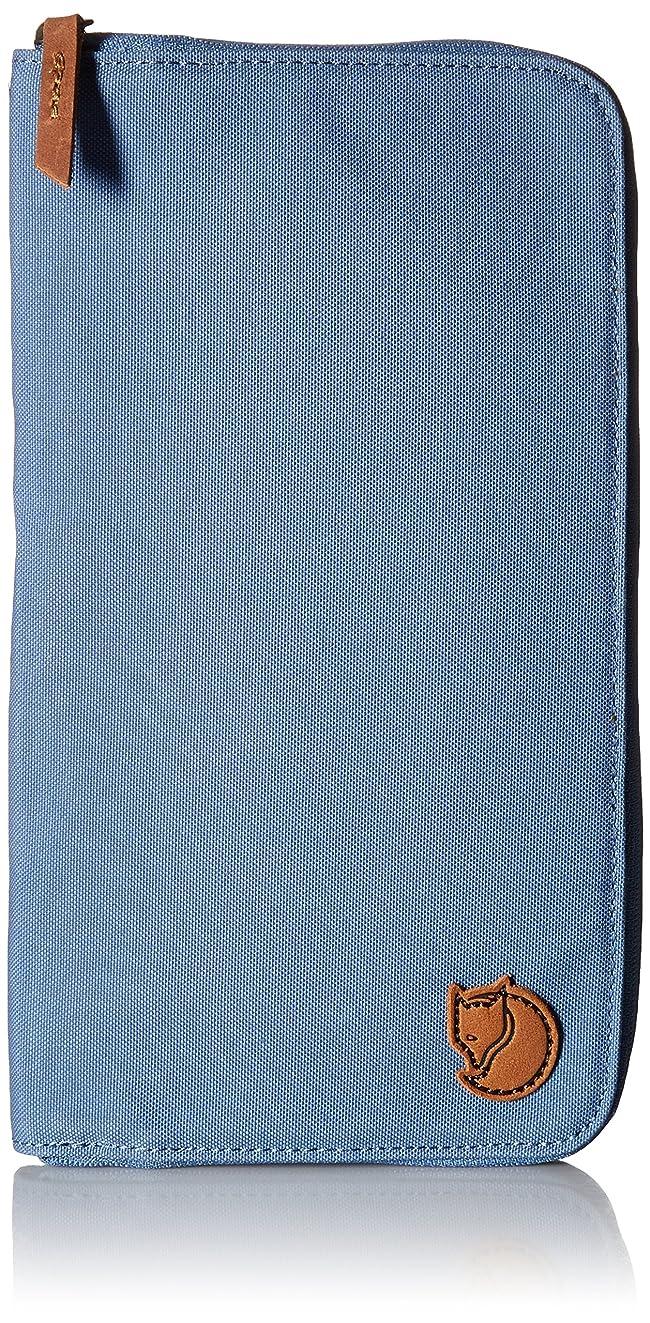 受け継ぐカーフ定義するFj?llr?ven2018トラベルウォレット、25 cm、ブルー(Azul Ridge)