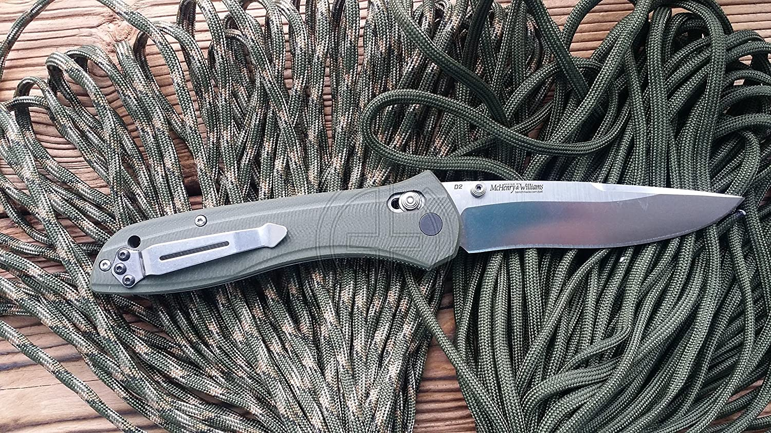 Custom scales Wholesale for Benchmade 710 knife OD Model Max 42% OFF Gree Smart Line