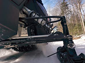 Rt-Pro Reversible Snowmobile Ice Scratcher