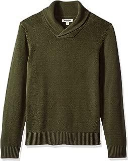 Men's Soft Cotton Shawl Sweater
