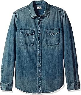 Men's Benning Denim Long Sleeve Shirt