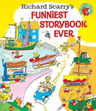 Best richard scarry funniest storybook ever Reviews
