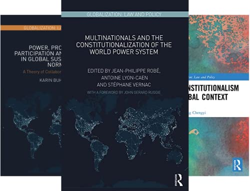 Globalization: Law and Policy (7 Book Series)