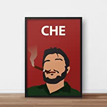 Che Guevara - Artwork - Inspirational - Socialism - Revolution - Politics - Classroom Poster