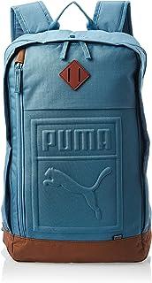Puma S Backpack Bluestone Blue Bag For Unisex, Size One Size