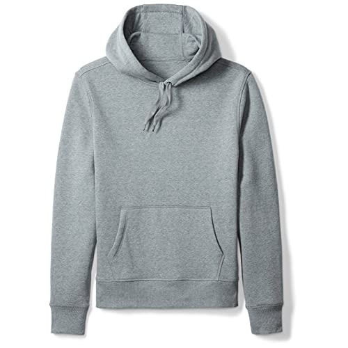 Amazon Essentials Men s Hooded Fleece Sweatshirt 4c89e9639d9b