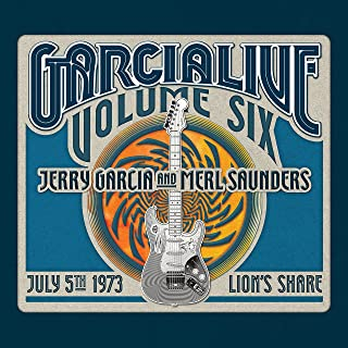 GarciaLive Volume Six: July 5th, 1973 Lion's Share