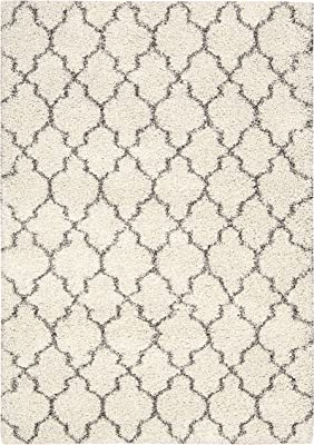 Signature Design By Ashley Gate Rug 7x10 Area Rug Tufted Imported Cream Furniture Decor
