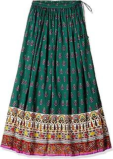cd94b6851b Greens Women's Skirts: Buy Greens Women's Skirts online at best ...