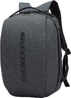 SKECHERS Laptop Backpack, Computer Tote Bag, Work Bag, Business Bag fits a 13.5-inch Laptop, Travel Backpack for Men & Wom...